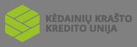 Kėdainių krašto kredito unija paskolos