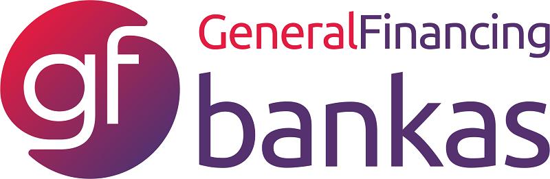 General Financing bankas paskolos